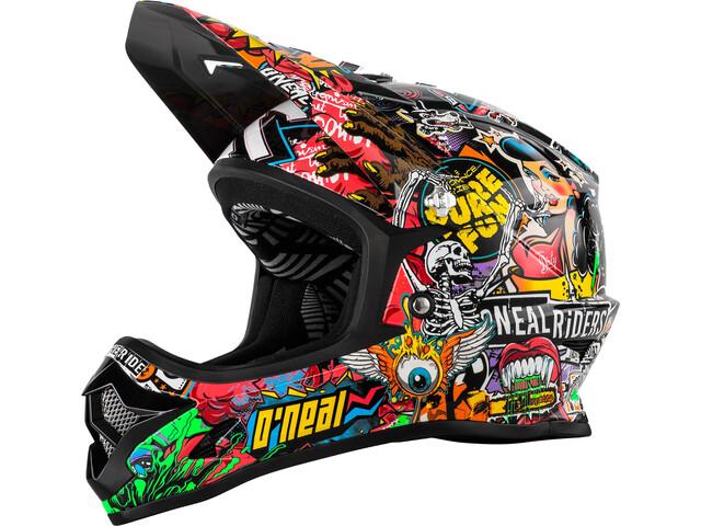 ONeal Backflip RL2 Evo Cykelhjelm Børn farverig (2019) | Helmets